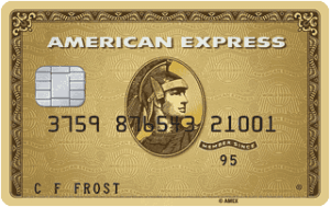 American Express Preferred Rewards Gold credit card
